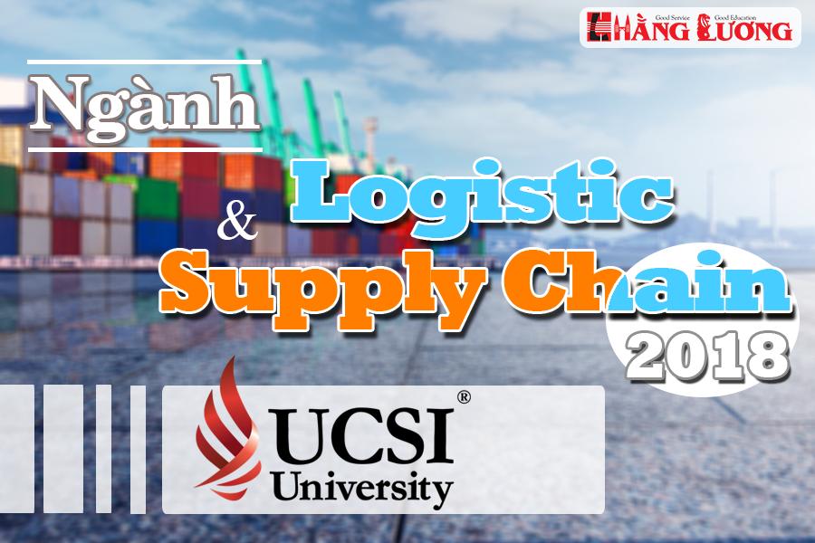 Du học Malaysia ngành Logistic và quản lý chuỗi cung ứng tại Đại học