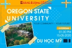 "Du học Mỹ tại Oregon State University ""Your Community – Your Future"""