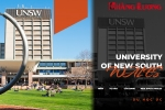 UNIVERSITY OF NEW SOUTH WALES SYDNEY – NIỀM TỰ HÀO CỦA BANG NEW SOUTH WALES